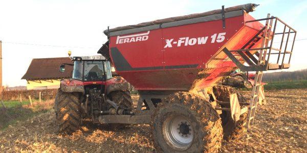 X-Flow 15 et 19