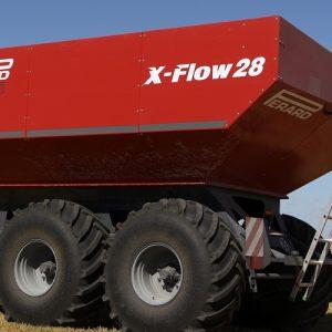 X-Flow 28 et 34