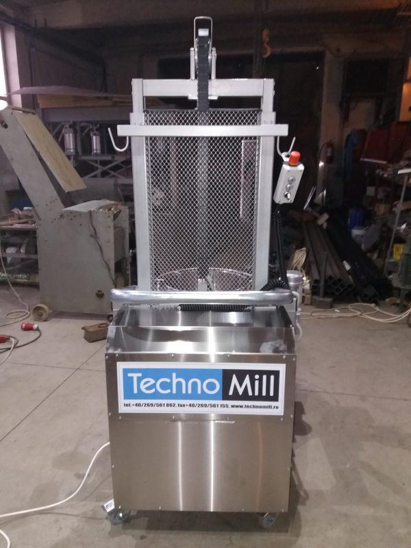 Rasturnator cuva malaxor-mixer 1