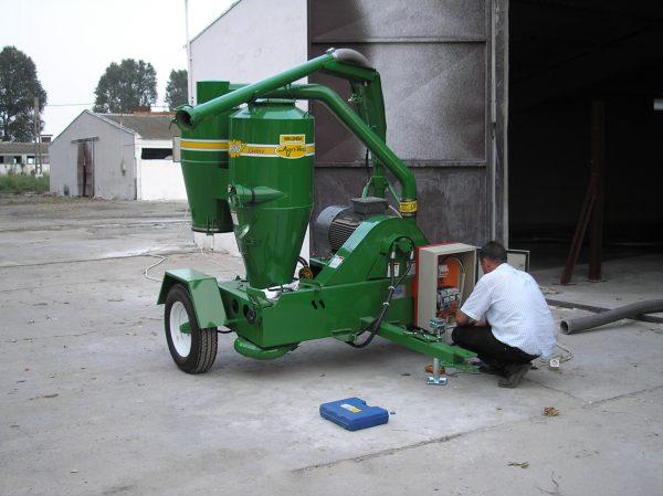 Transportor pneumatic cereale 4510 1