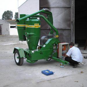 Transportor pneumatic cereale 4510