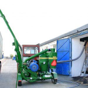 Transportor pneumatic cereale 5614 11