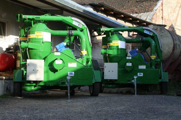 Transportor pneumatic cereale 5614 12