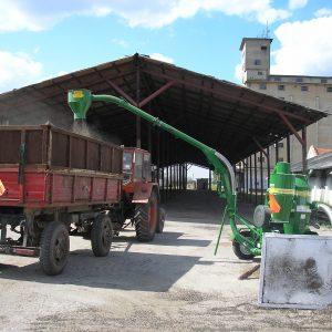 Transportor pneumatic cereale 5614 17