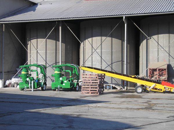 Transportor pneumatic cereale 5614 19