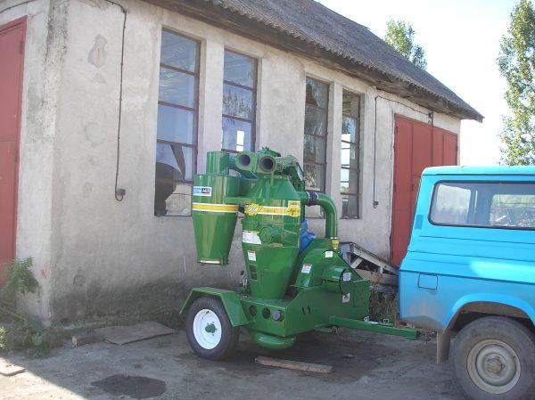 Transportor pneumatic cereale 5614 21