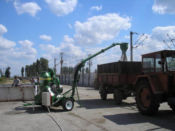 Transportor pneumatic cereale 5614 23