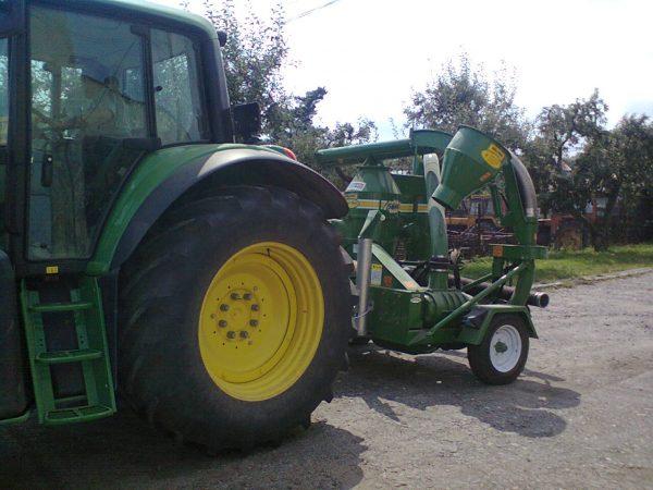 Transportor pneumatic cereale 5614 5
