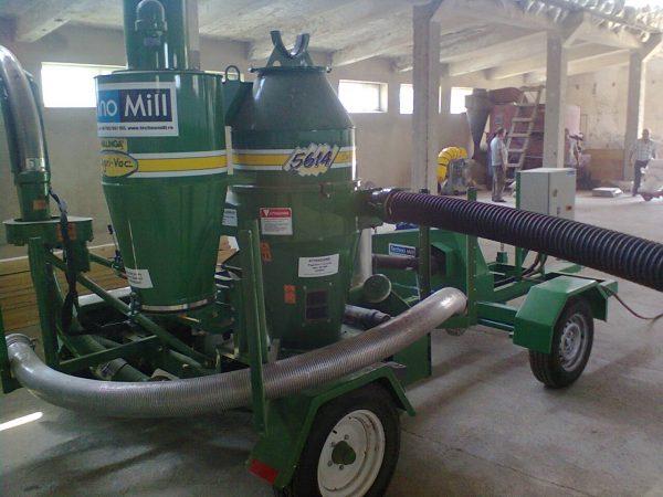 Transportor pneumatic cereale 5614 8