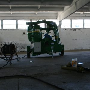 Transportor pneumatic cereale 5614 9