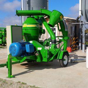 Transportor pneumatic cereale 6614