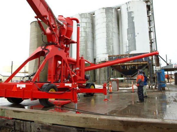Transportor pneumatic cereale 8614 3