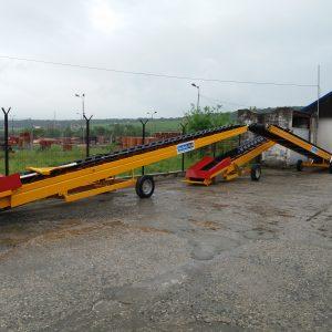banda transportoare 8m +12m 1