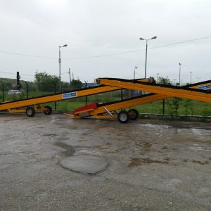banda transportoare 8m +12m 3