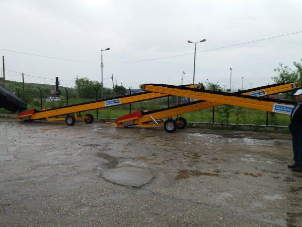 Benzi transportoare mobile