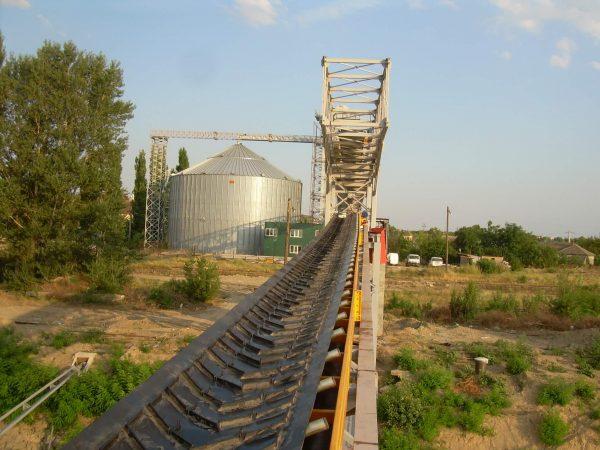 banda transportator 25m + 100m cerealcom dolj 1