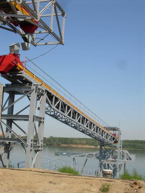 banda transportator 25m + 100m cerealcom dolj 3