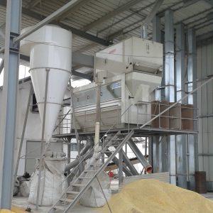 curatitoare cereale marot eac 1103 rail operator
