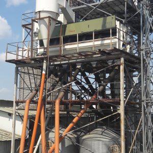 curatitoare cereale marot eac 2505 agroChirnogi 2