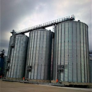 Siloz cereale 3x 1500 t nss constanta