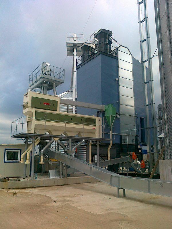 silozuri stocare cereale